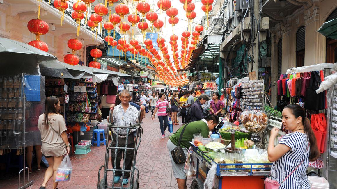 Sam Pheng Old Chinese Market