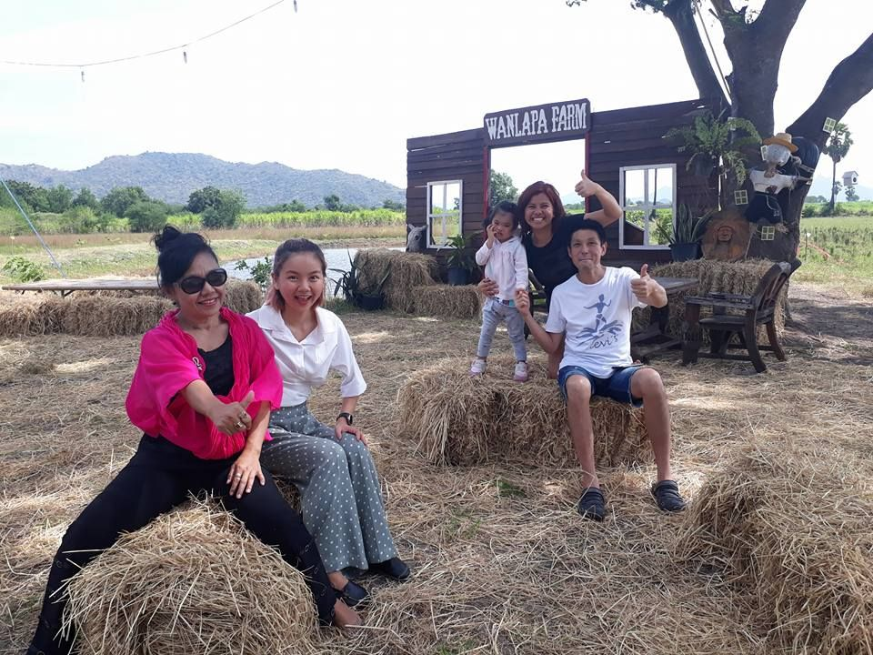 This is at Wanlapa Farmstay