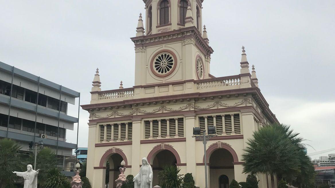 Santa cruz Chruch