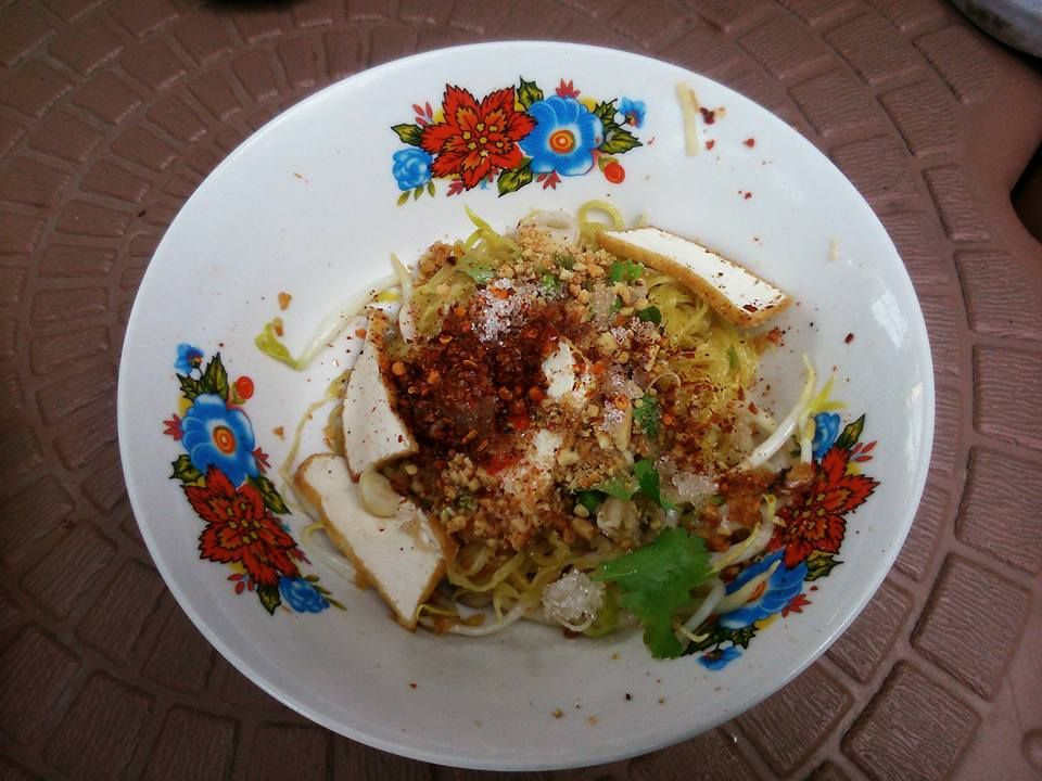 traditional Thai noodles