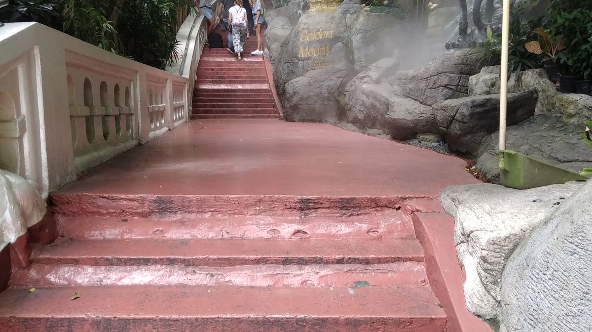 Step to the top