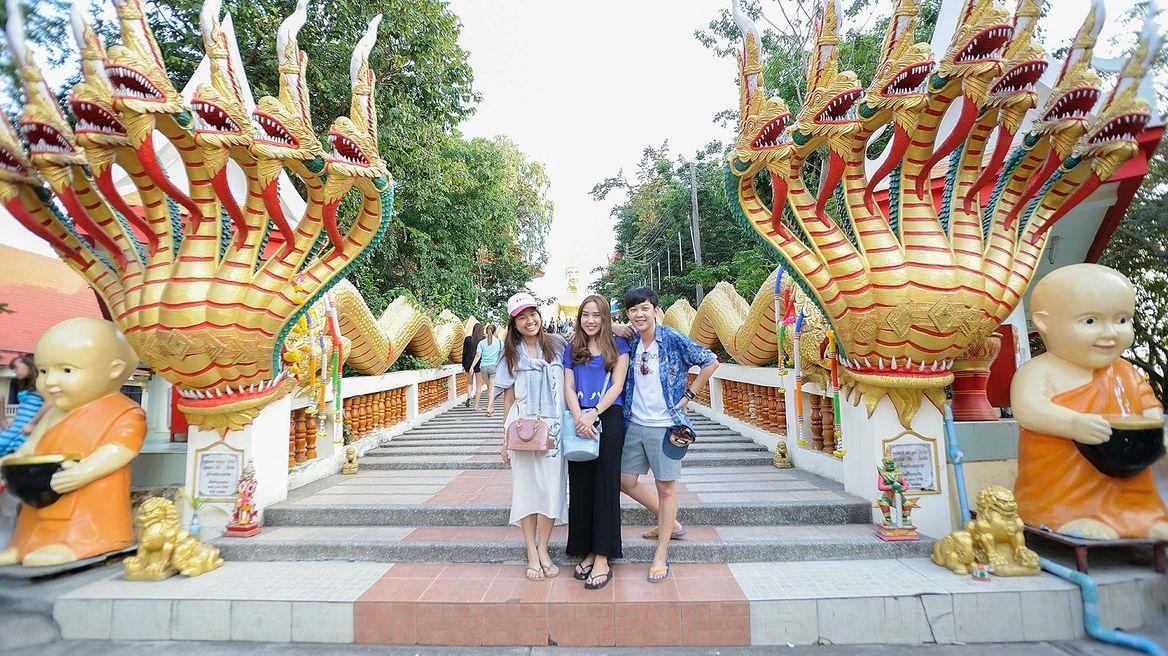 Wat Phra Yai (Big Buddha Hill)