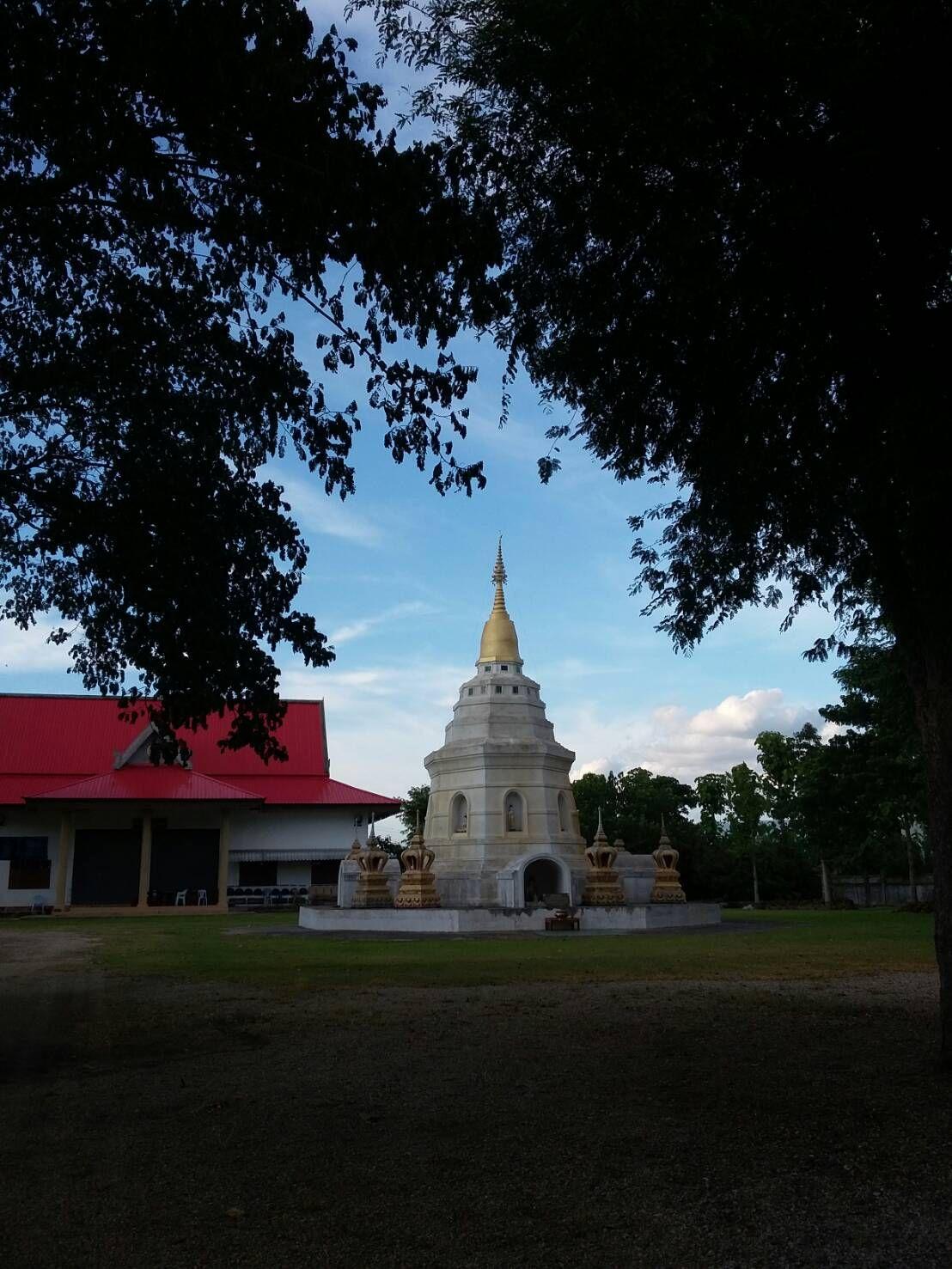 Pagoda near my home