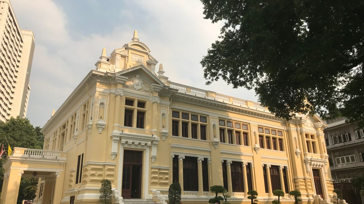 First permanent Siam Commercial Bank branch