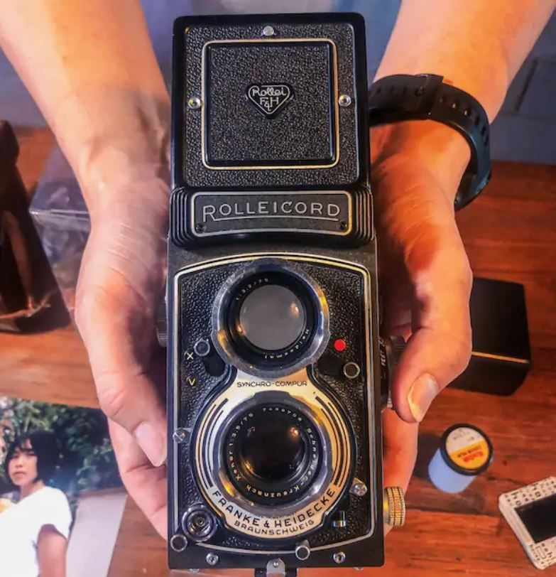 Learn how to use Roleicord camera