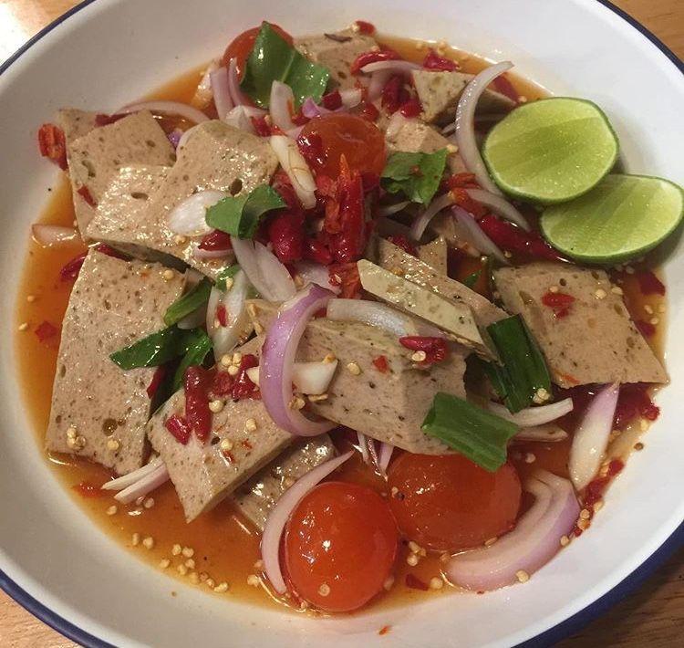 Thai style Somtum
