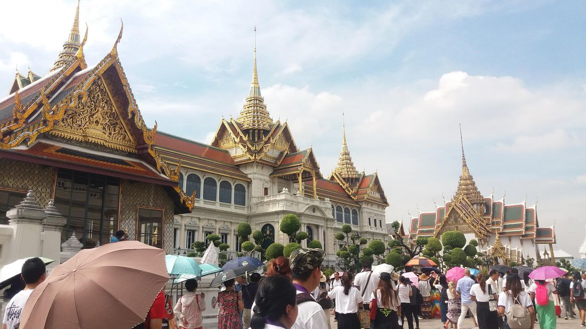 The Grand Palace Private Tour