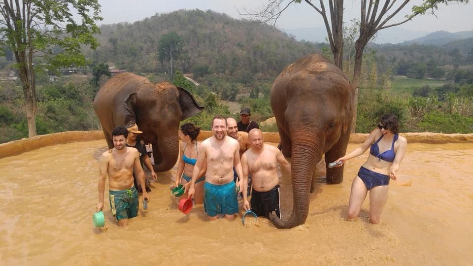 Chiang Mai Ethical Elephant Sanctuary