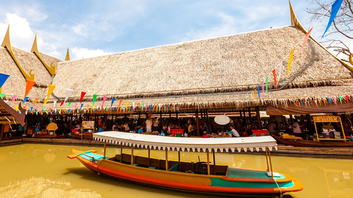 Ayothaya Market