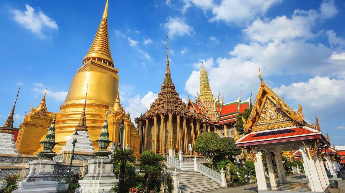 The Emerald Buddha Temple - BKK
