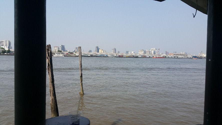 River near Bang Krachao