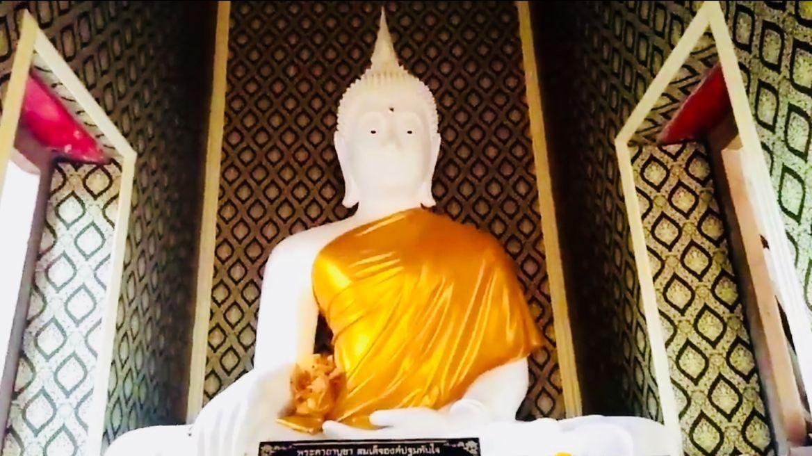Amazing Buddha