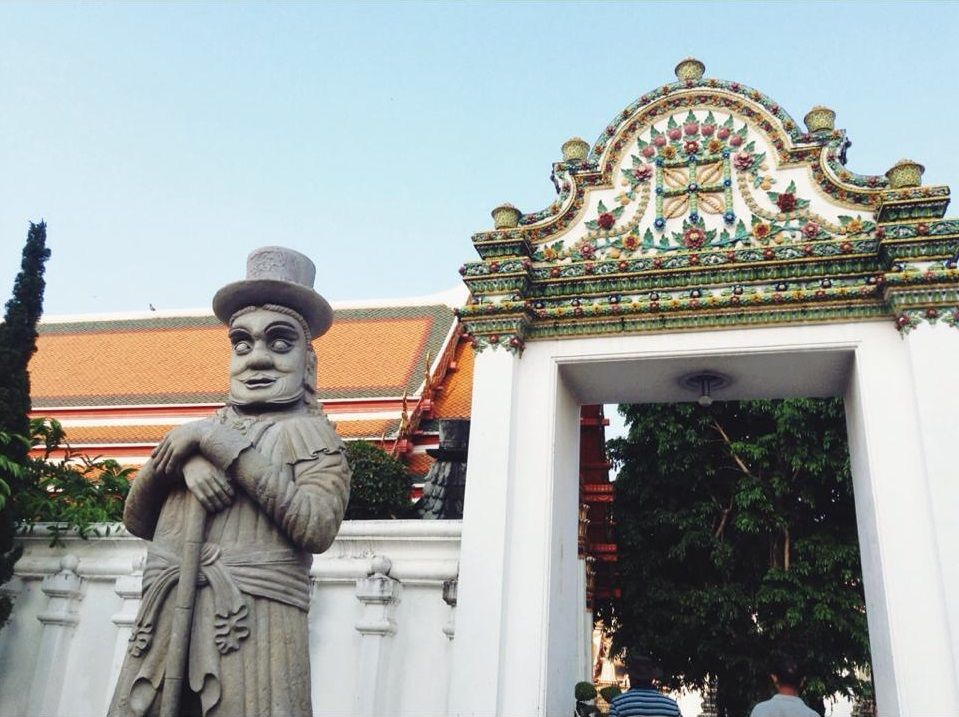 Temple of Reclining Buddha (Wat Pho) (5)