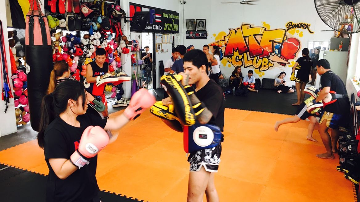 Overview of Thai boxing activity.