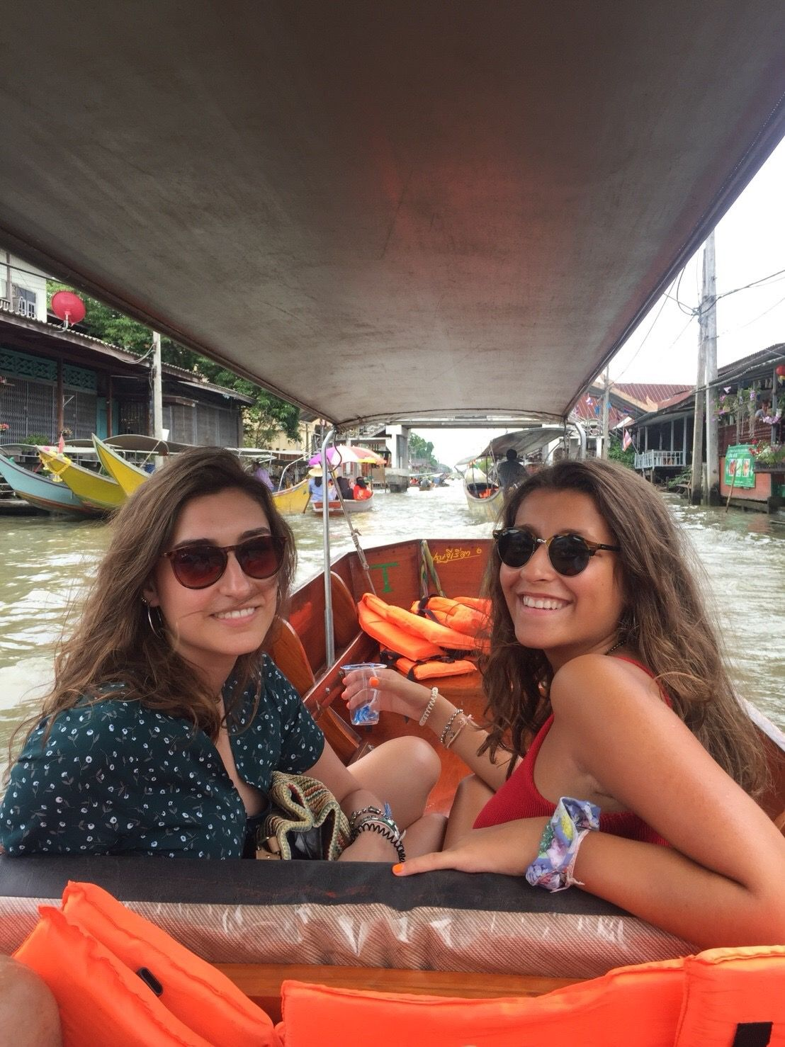 Bangkok private boat tour