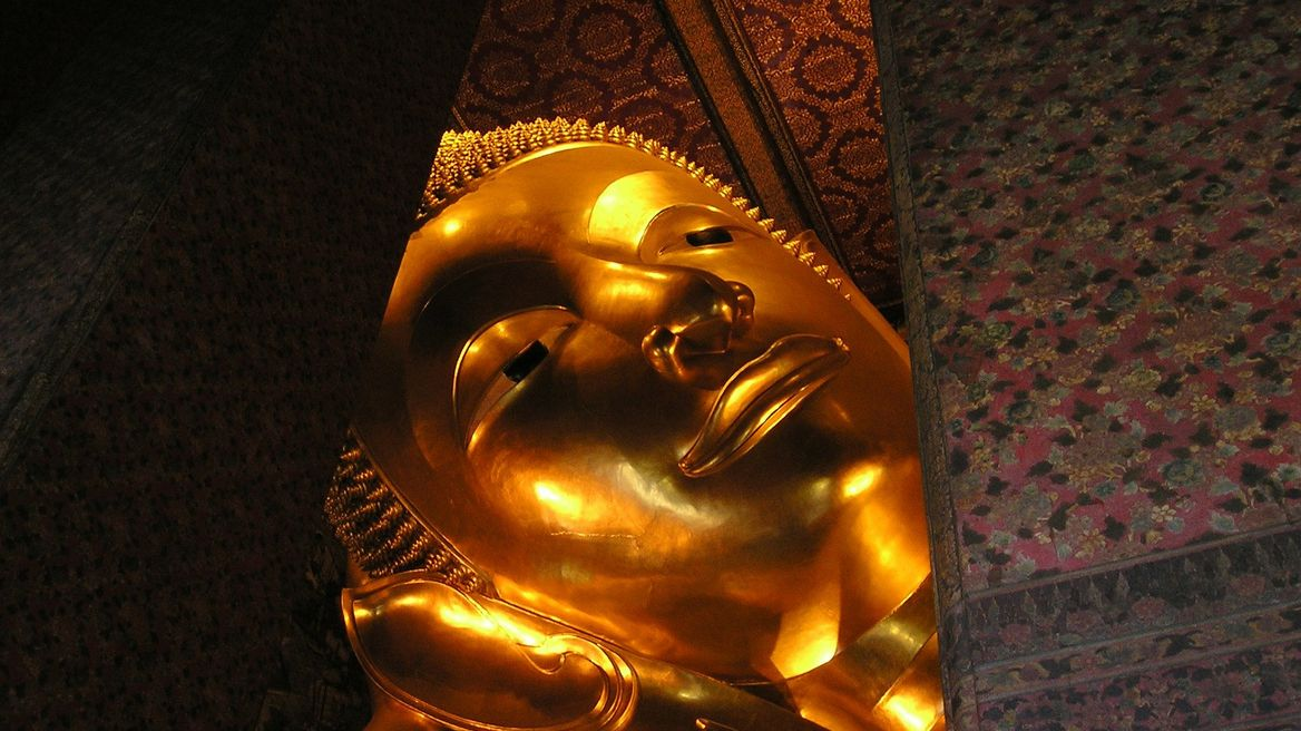 Temple of Reclining Buddha (Wat Pho) (1)