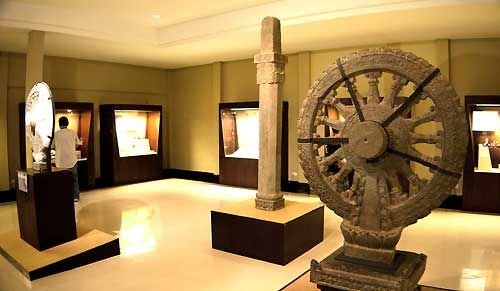 Phra Pathom Chedi National Museum