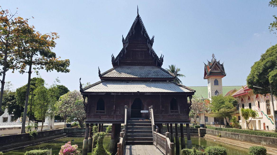 Ho Phra Traipidok or Ho Trai Klang Nam