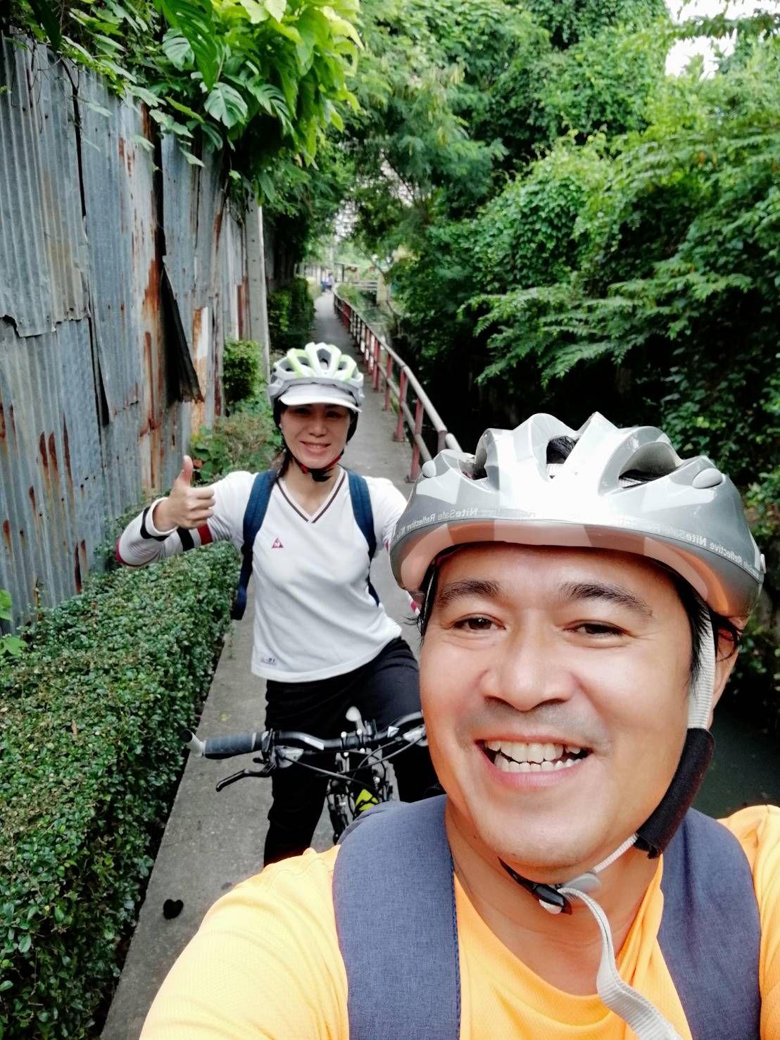 Our bike feeling