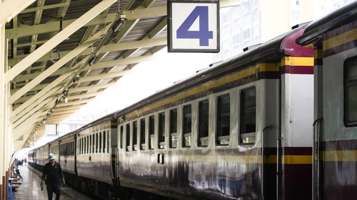Hua-Lamphong Train station