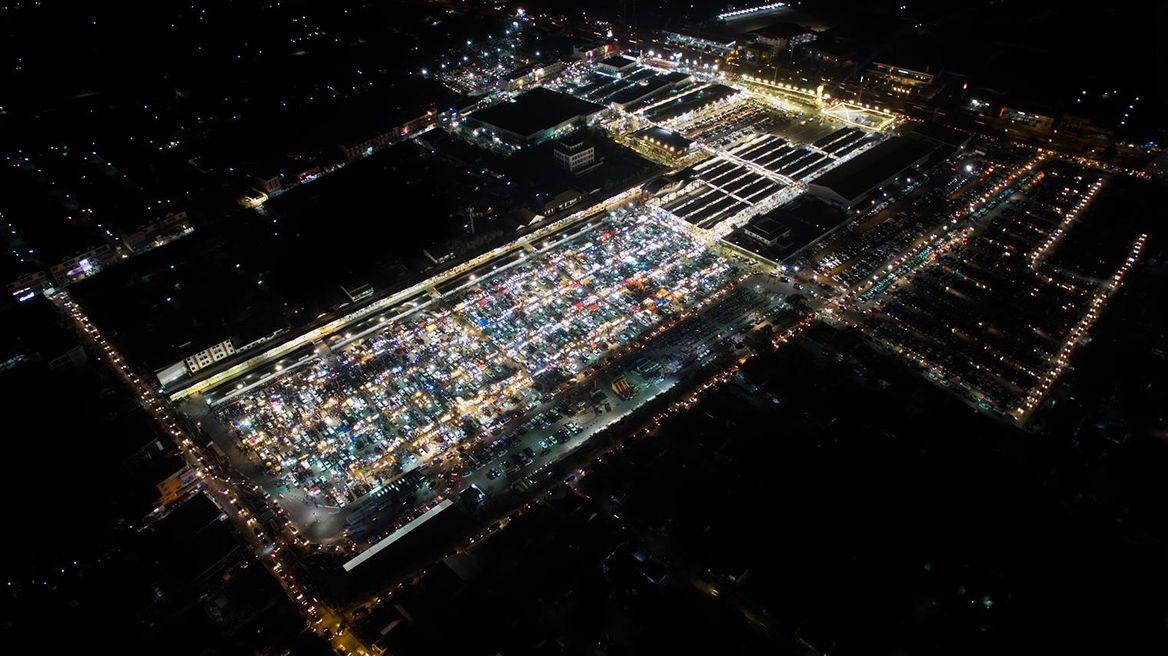 Korat Night Market