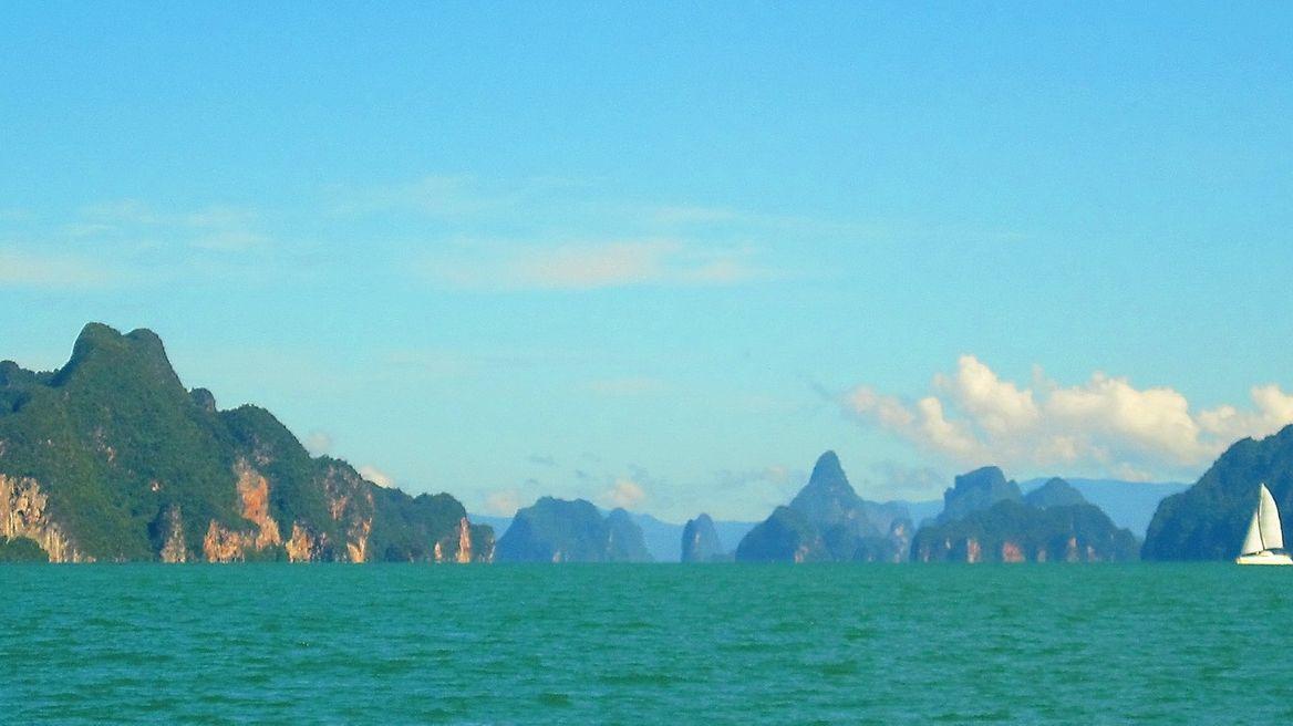 Phangnga Bay
