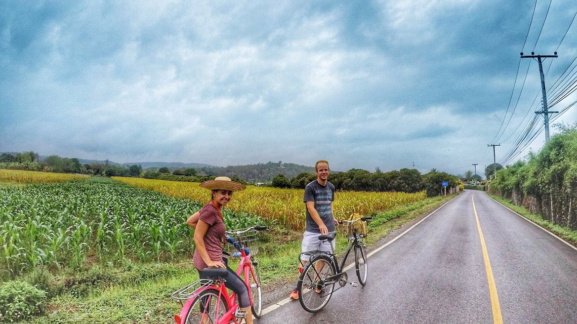 Chiang Mai cycling trip: explore small town charms with locals