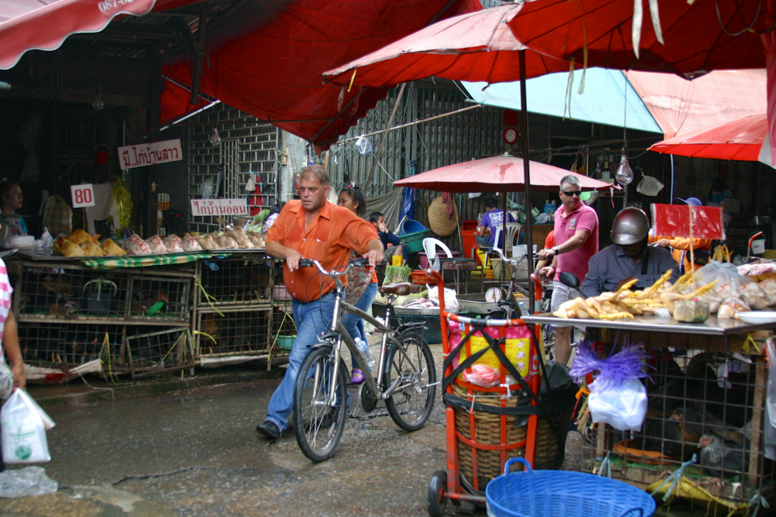 Klong Toey fresh market