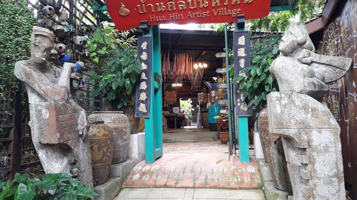 Hua Hin Artist village 1