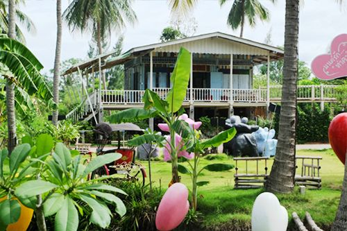 Nitankamklong coffee shop & home stay