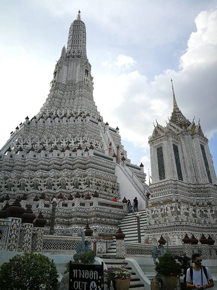 Wat Arun Private Tour
