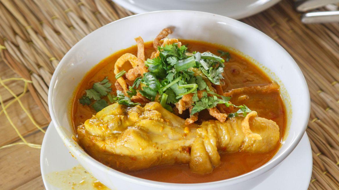 Chiang Mai Cooking Class: Kao Soi Gai