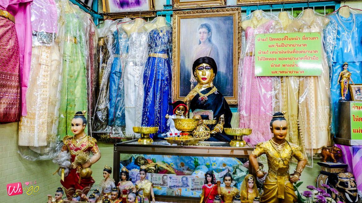 Mae nak shrine