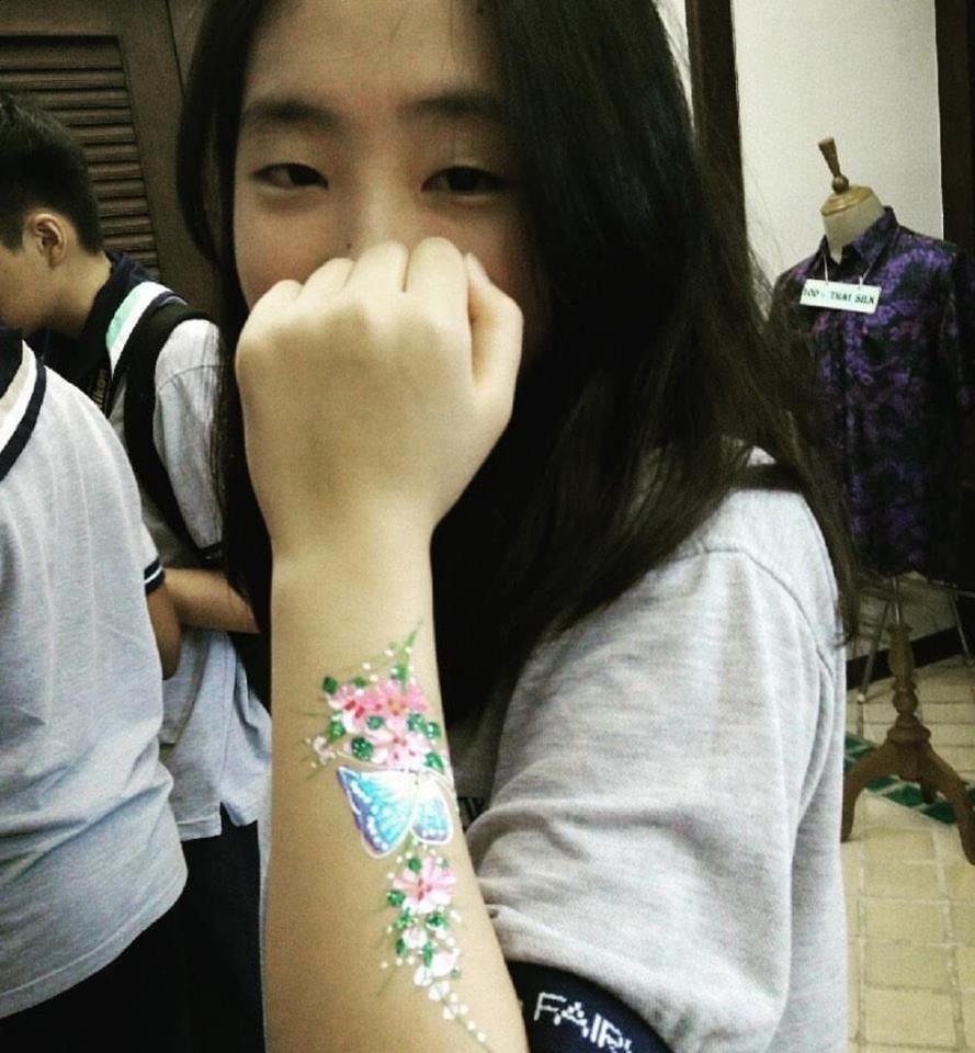 Tattoo Painting.