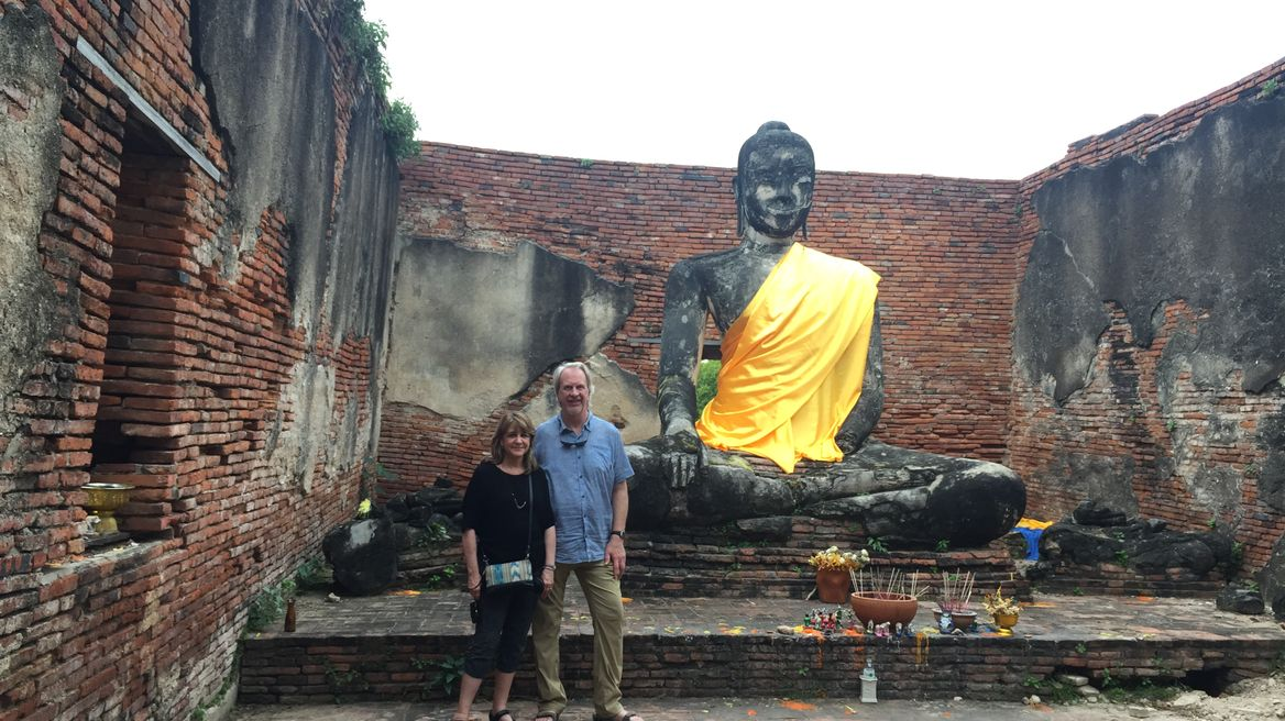 Smiling Buddha : )