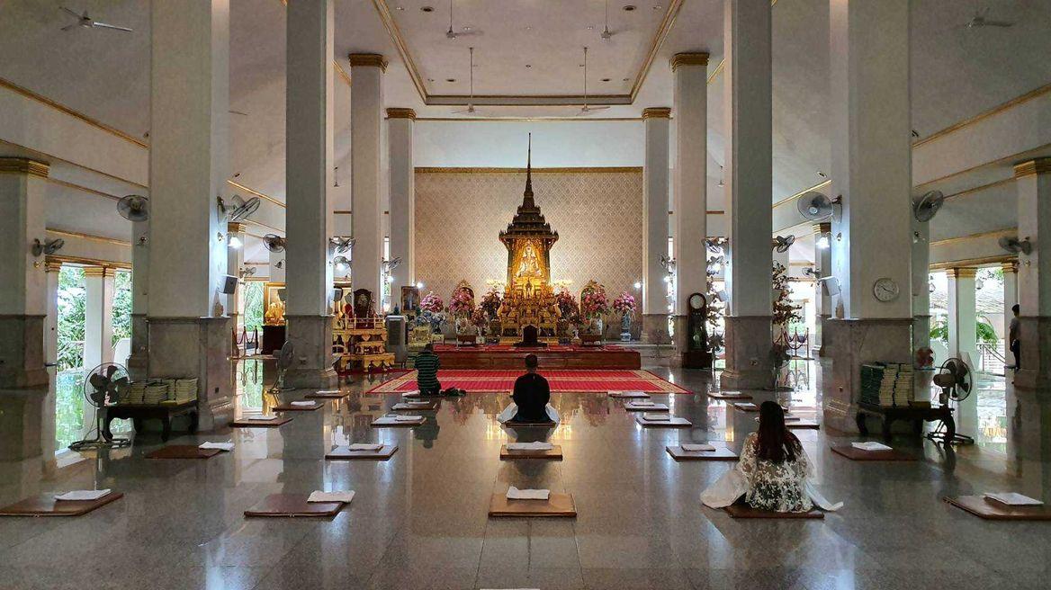 Pathumwanaram temple