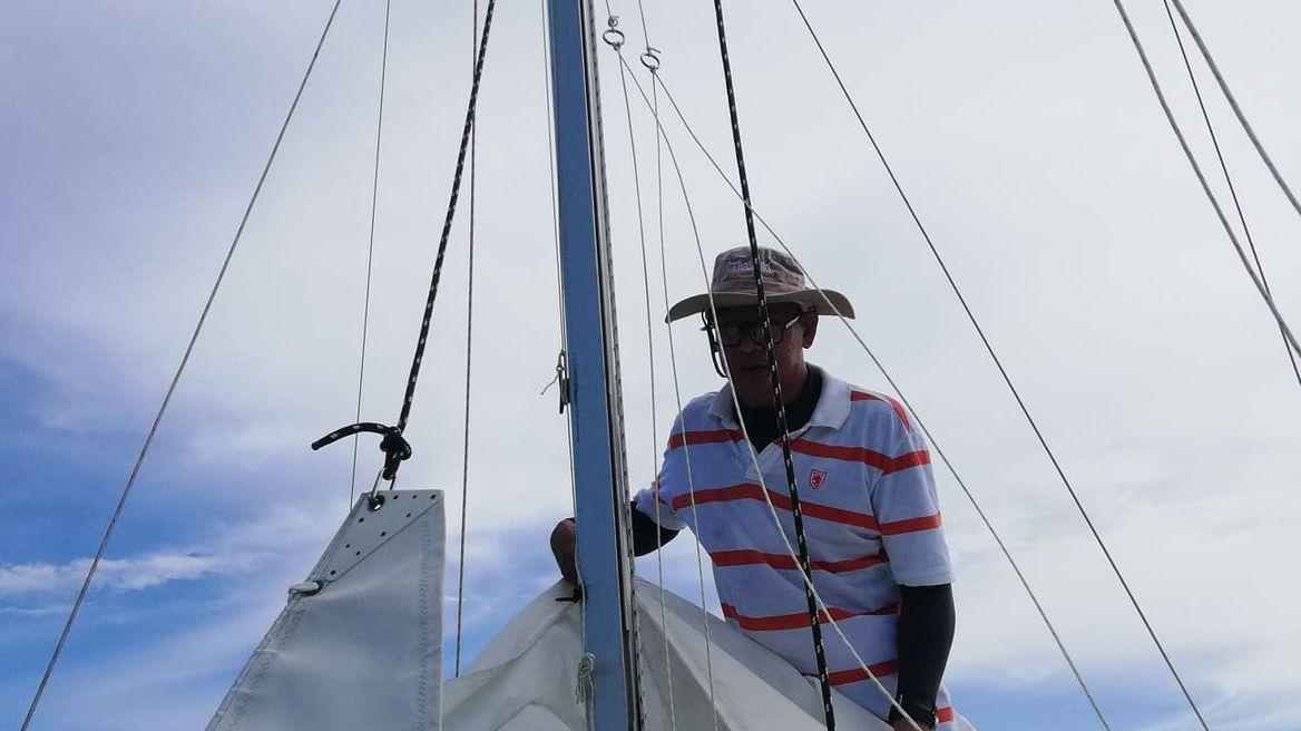 Prepare to sail