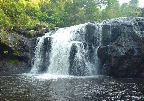 Haew Suwat Waterfall .
