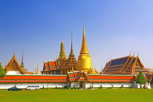 The Emerald Buddha & Grand Palace