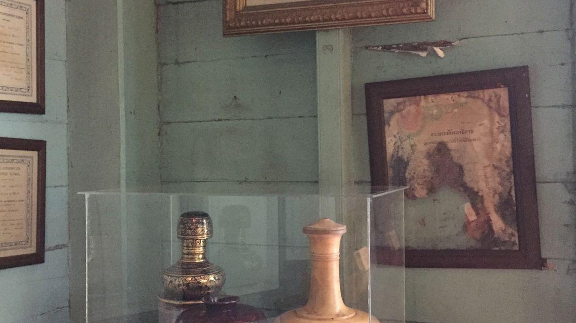Bangkokian Museum , all the vintage stuffs