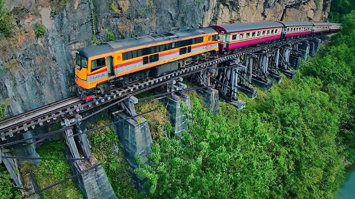 Death Railway Train