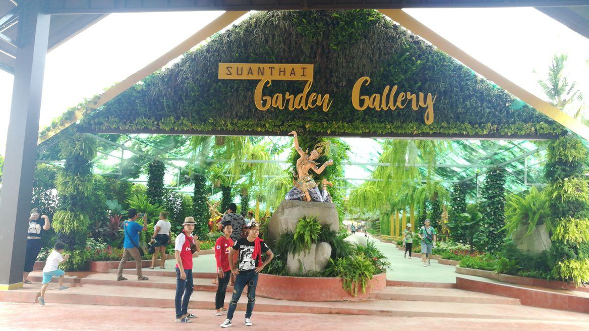 Thai Style Garden