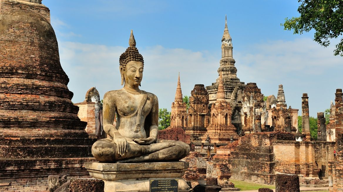 Sukhothai Historical Park Explore The World Heritage Takemetour