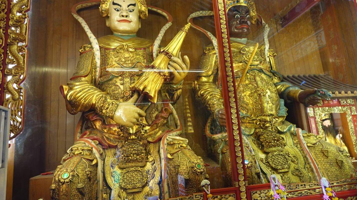Chinese Gods