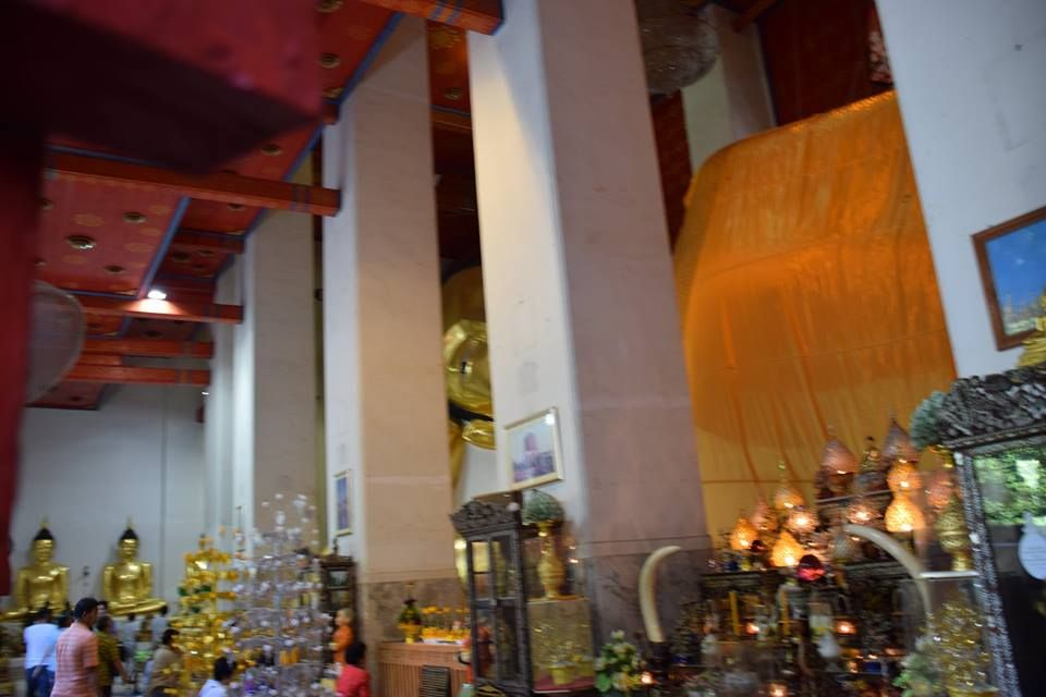 Wat Phra Non Chanksri