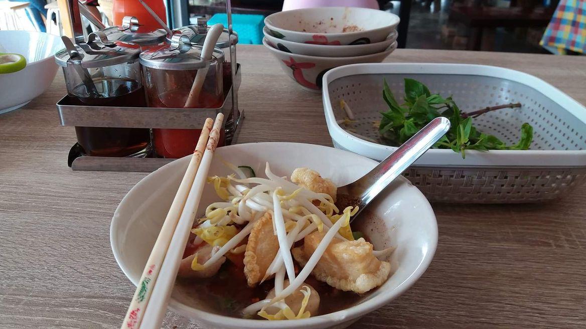 Local noodle.