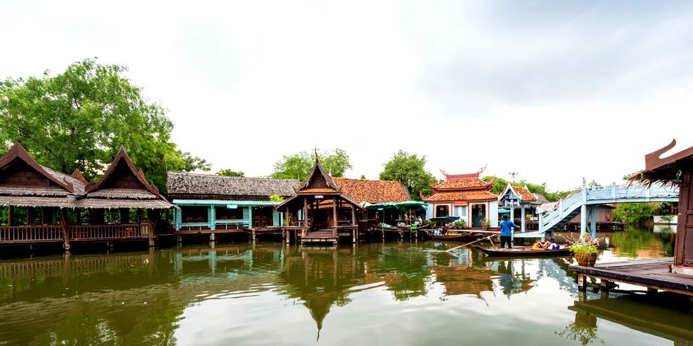 Floating Market, The Ancient City