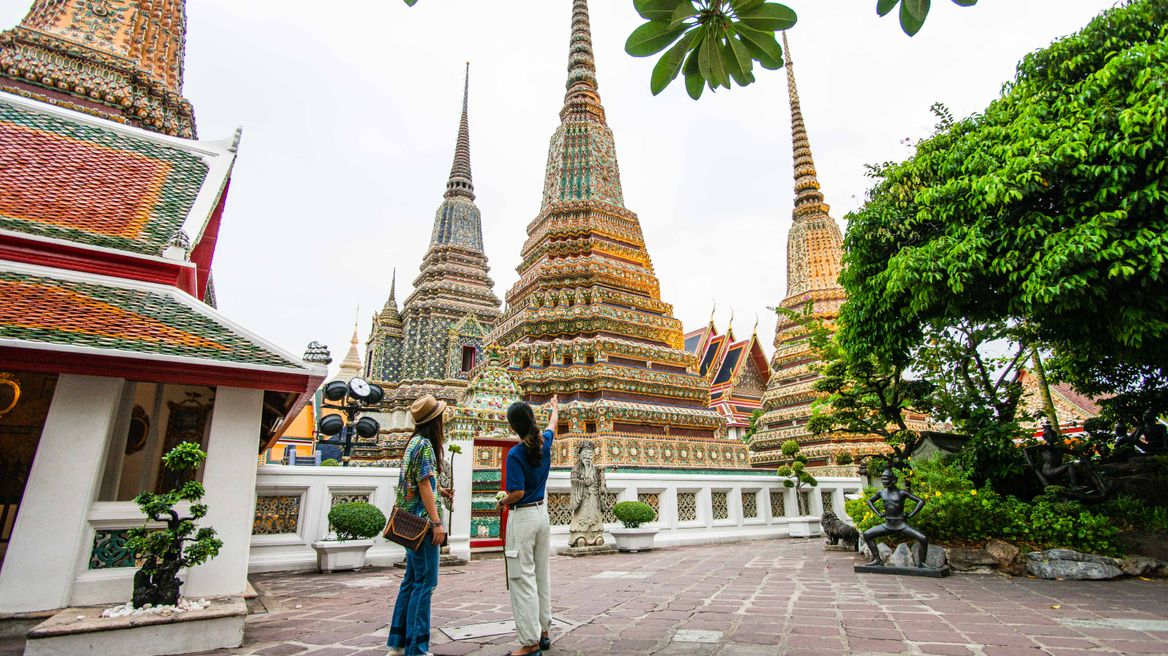 I'll narrate you about history of Wat Pho.