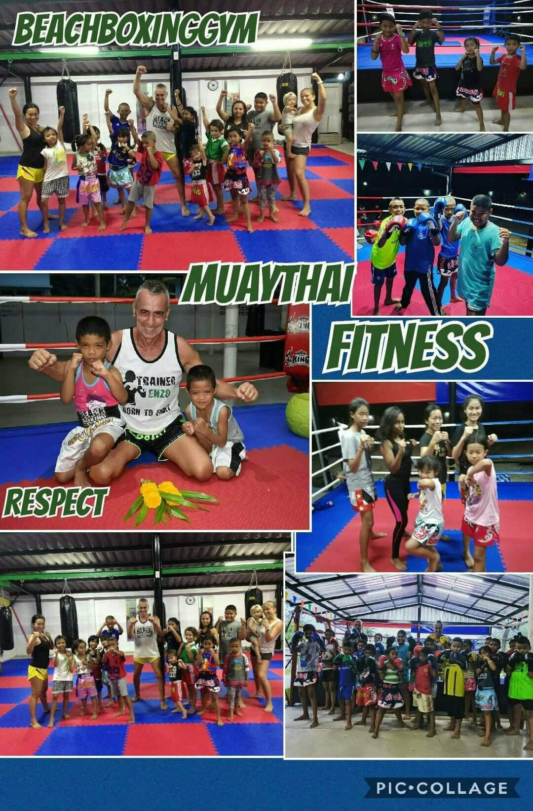 Muaythai Fitness Respect
