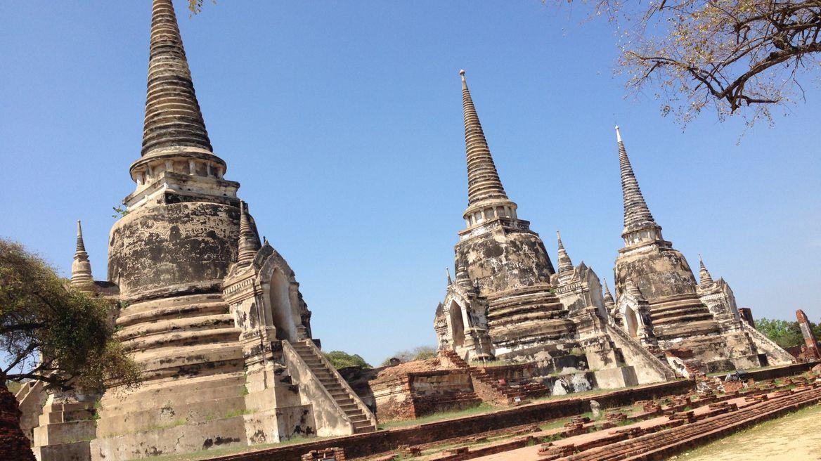 Wat Phrasrisanphret